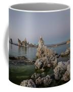 Mono Lake At Dusk Coffee Mug by Margaret Pitcher