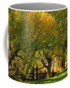 Mono Lake Fall In The Mountains Coffee Mug