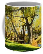 Mono Lake Garden Bridge Coffee Mug