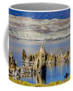 Mono Lake Spires Coffee Mug