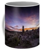 Mono Lake Sunset 5 Coffee Mug
