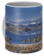 Mono Lk Winter Coffee Mug