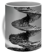 Monochrome Spiral Coffee Mug