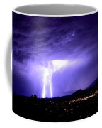 Monsoon Over Sedona Coffee Mug