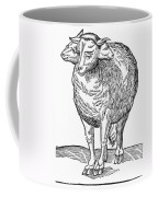 Monster, 16th Century Coffee Mug
