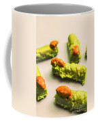 Monster Finger Cake Coffee Mug