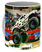 Monster Jam 2013 In Nassau Coliseum Coffee Mug
