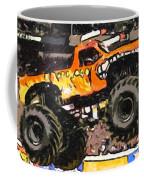 Monster Jam El Toro Loco Coffee Mug