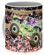 Monster Jam Orlando Fl Coffee Mug