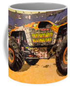 Monster Jam Party In The Pits Coffee Mug