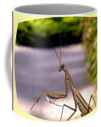 Monster Mantis Coffee Mug
