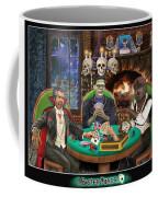 Monster Poker Coffee Mug