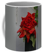 Monster Red Flower Coffee Mug