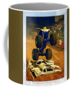 Monster Truck 1a Coffee Mug