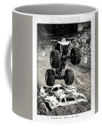 Monster Truck 1b Coffee Mug