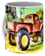 Monster Truck - Grave Digger 1 Coffee Mug