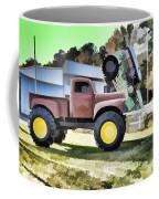 Monster Truck - Grave Digger 2 Coffee Mug