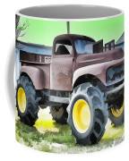 Monster Truck - Grave Digger 3 Coffee Mug