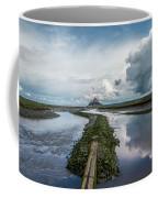 Mont Saint Michel Color Coffee Mug