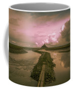 Mont Sunset Coffee Mug