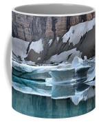 Montana Icebergs Coffee Mug