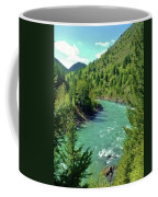 Montana River Coffee Mug
