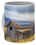 Montana Scenery Coffee Mug