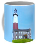 Montauk Point Light  Coffee Mug