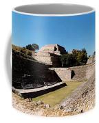 Monte Alban Ball Court Coffee Mug