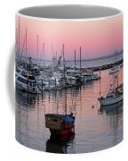 Monterey Bay Harbor Coffee Mug