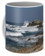 Monterey Coastline Coffee Mug
