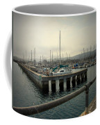 Monterey Marina Coffee Mug