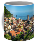 Monterosso In The Cinque Terre Coffee Mug