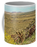 Montezuma Rd-borrego Occitillo Wells View Coffee Mug