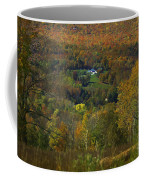Montgomery Hillside Of Color Coffee Mug