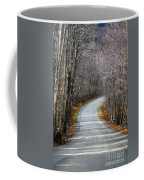 Montgomery Mountain Road Coffee Mug