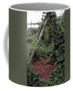 Monticello Vegetable Garden  Tee Pee Coffee Mug