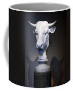 Monti's Head Of A Bull Coffee Mug