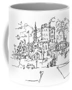 Montmarte Coffee Mug