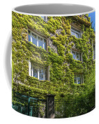 Montmarte Paris Ivy Covered Building Coffee Mug