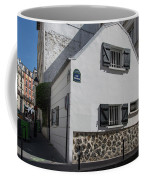 Montmarte Paris Rue Durantin Coffee Mug