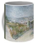 Montmartre  Behind The Moulin De La Galette Paris, July 1887 Vincent Van Gogh 1853  1890 Coffee Mug