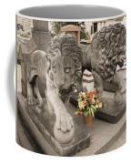 Montparnasse Cemetery Coffee Mug