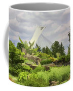 Montreal Biodome Backdrop Coffee Mug