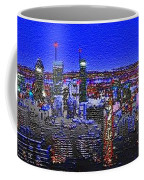 Montreal Etched Coffee Mug