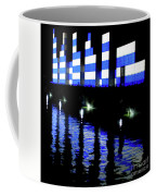 Montreal Port Night Coffee Mug