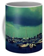Montrose Harbor Evening Coffee Mug