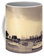 Montrose Harbor Skyline Coffee Mug