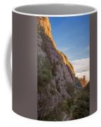 Montserrat Hike Painterly Coffee Mug