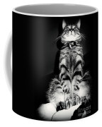 Monty Our Precious Cat Coffee Mug